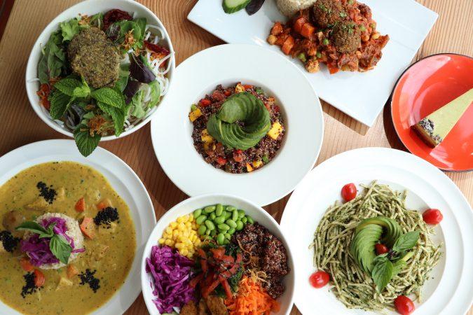 Our menu - Lotus Seed Vegan Restaurant Vancouver