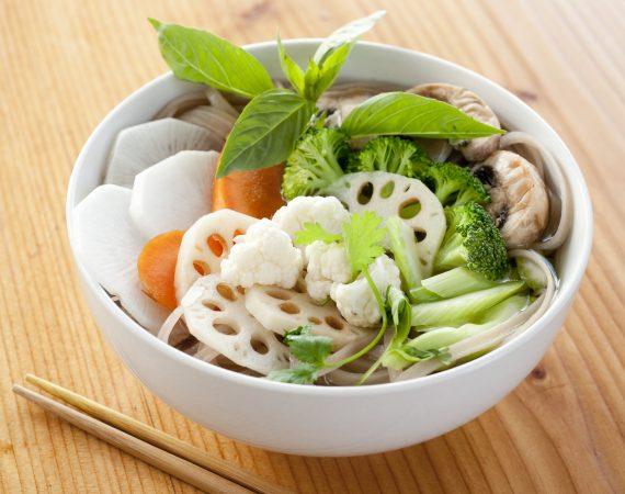 Pho - Vegan Food Vancouver - Lotus Seed Vegan