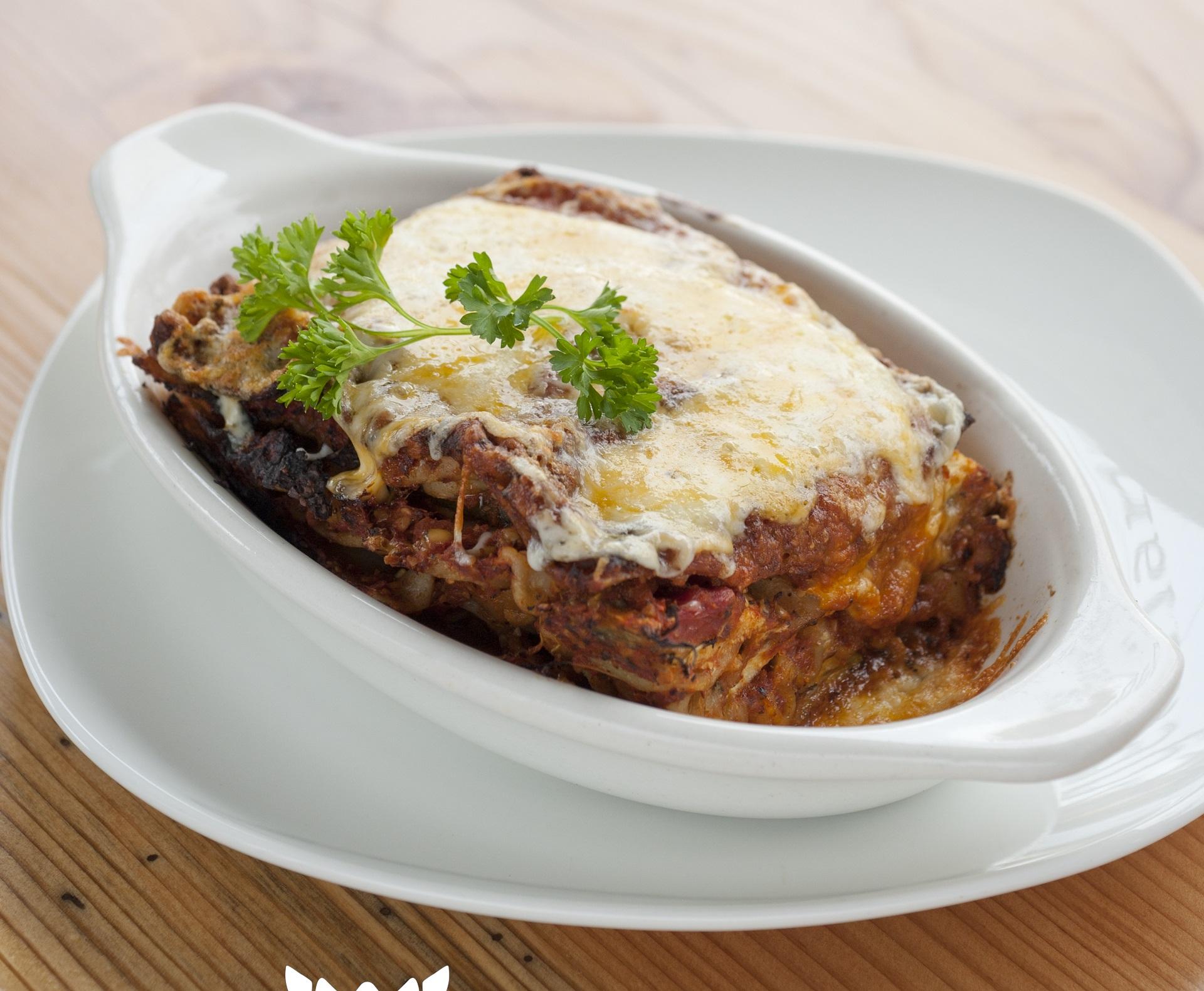 Lasagna - Vegan Food
