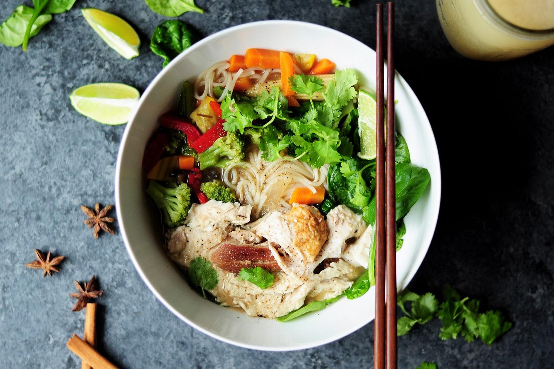 vegan Food - Lotus Seed Vegan Restaurant