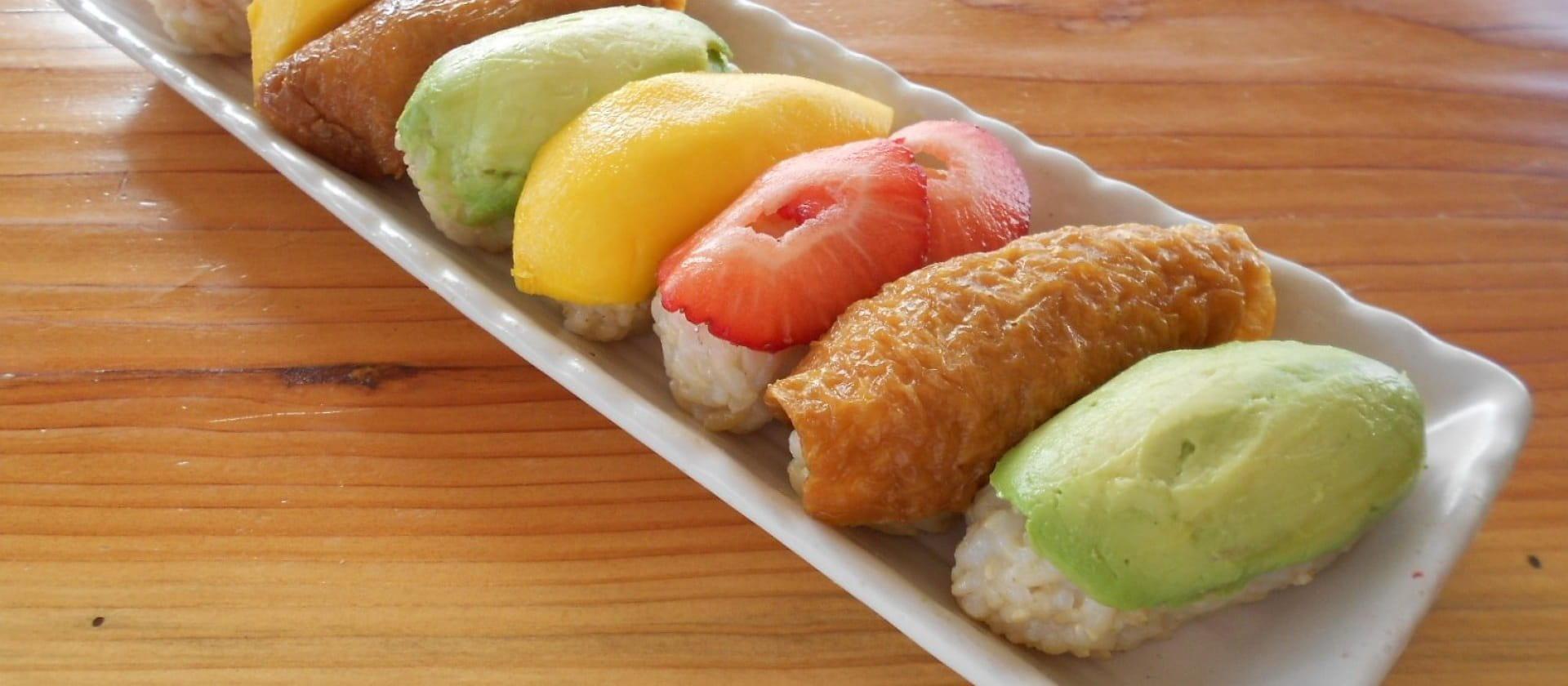 Vegan Sushi - Vegan Food
